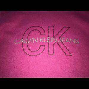 Pink girls hoodie